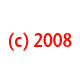copyright 2008